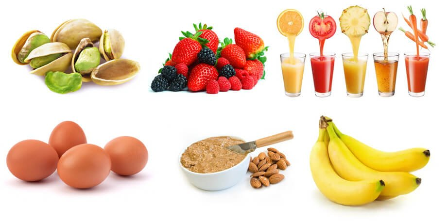 Five Foods for Fitness Freaks