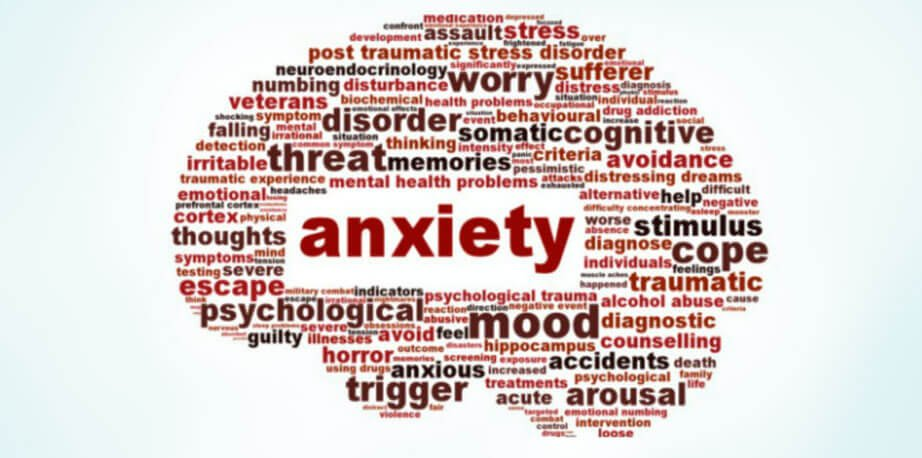 How does psychiatrist treat anxiety disorders1