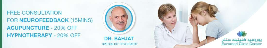 Dr. Bahjat – Specialist Psychiatry