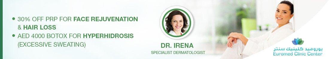 Dr. Irena – Specialist Dermatologist