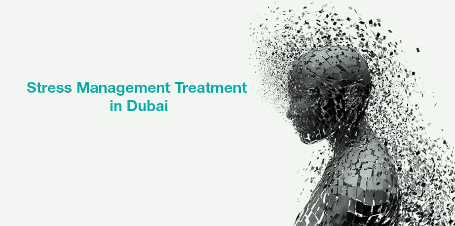 Stress management treatment in Dubai