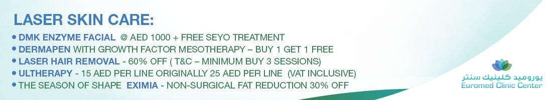 Laser Skin Care Offer
