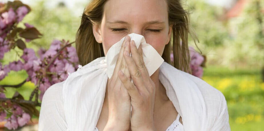 allergy naturaly