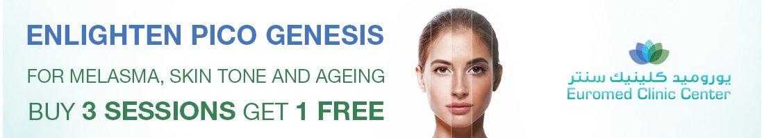 Enlighten Pico Genesis + Buy 3 Sessions Get 1 Free