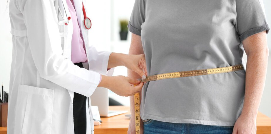 Obese Person to Lose Weight