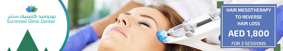 Hair Mesotherapy For Hair loss